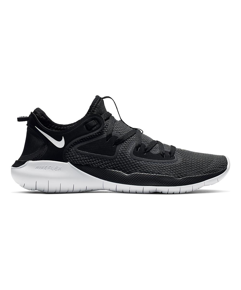 Nike Women's Running Shoes Black/White - Black & White Flex 2019 Running Shoe - Women