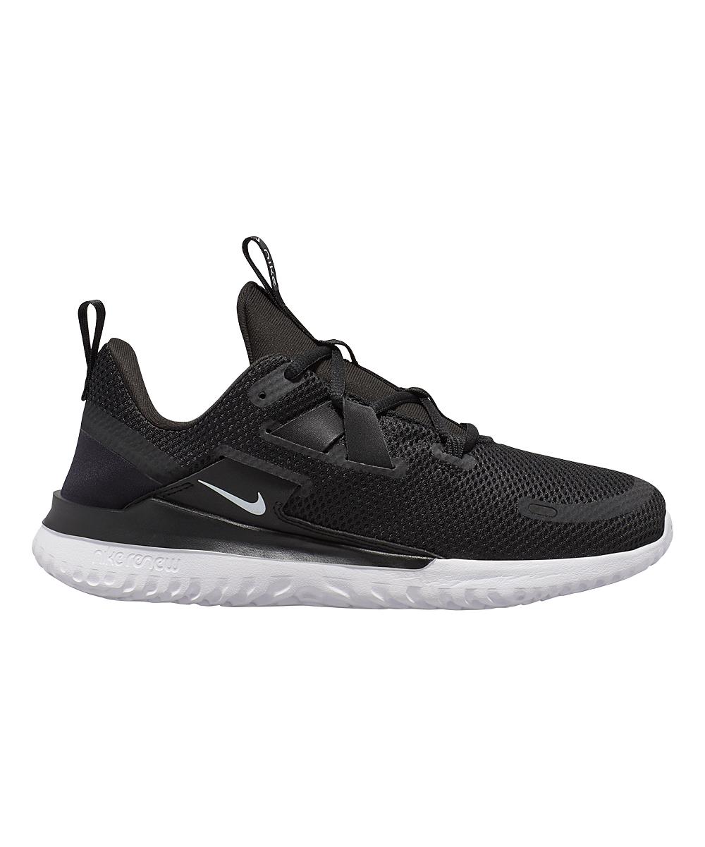 Nike Women's Running Shoes Black/White - Black & White Renew Arena Running Shoe - Women