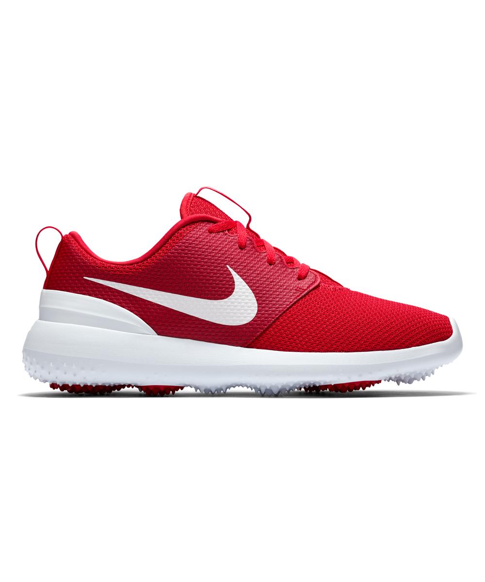 Nike Men's Running Shoes University - University Red & White Roshe G Running Shoe - Men