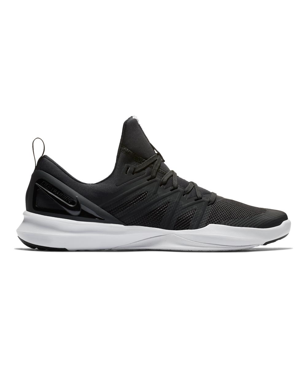 Nike Men's Running Shoes Black/White - Black & White Victory Elite Running Shoe - Men