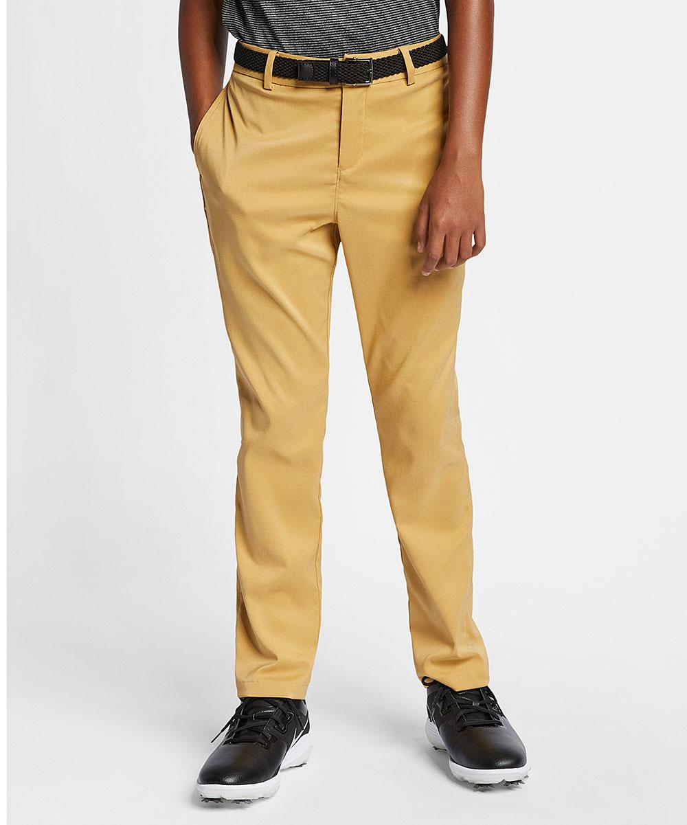 Nike Boys' Active Pants Club - Club Gold Flex Golf Pants - Boys