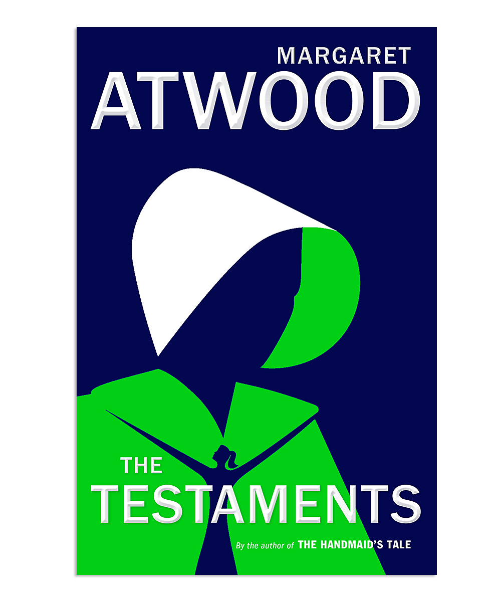 Random House  Fiction Books  - The Testaments Hardcover The Testaments Hardcover. Picking up the Offred's story fifteen years later, this next installment from Margaret Atwood offers explosive testaments from three female narrators from Gilead. 6.3'' W x 9.51'' H x 1.42'' DWritten by Margaret AtwoodPublisher: Random HouseHardcover / 432 pages