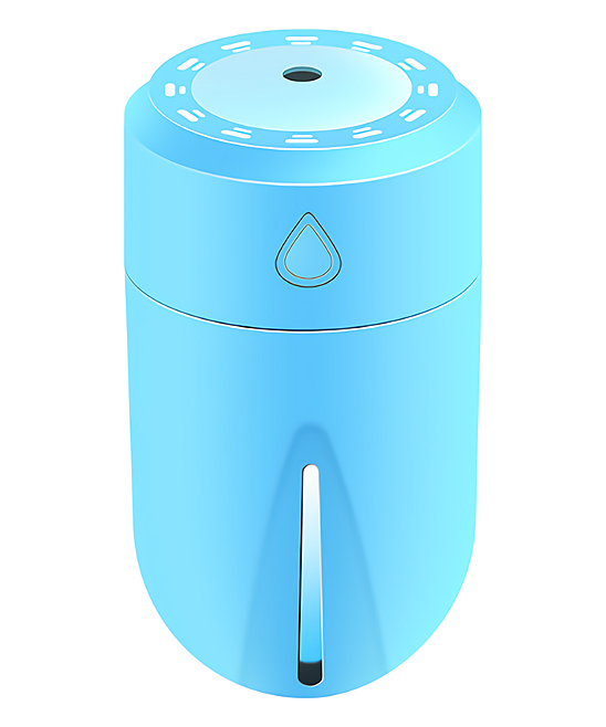 eDooFun  Humidifiers Blue - Blue USB Car Humidifier Blue USB Car Humidifier. Help keep your car's air clean during drives with this humidifier featuring a quiet design and two-stage adjustment.4.52'' H x 2.55'' diameterABSImported