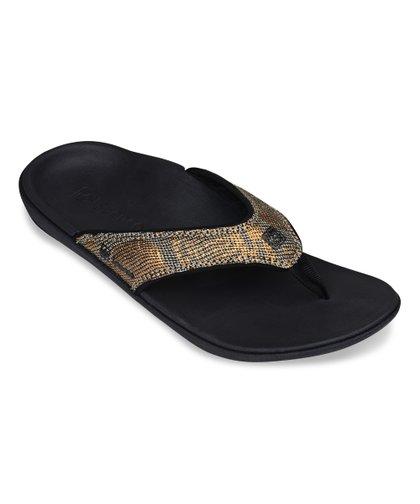 2b0981fb1e9a Spenco Python Yumi Copper Sandal - Women