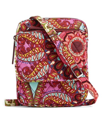 Vera Bradley Factory Style Mini Hipster
