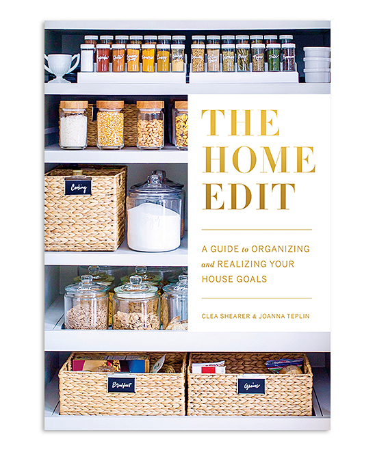Penguin Random House  Entertainment Books  - The Home Edit Hardcover The Home Edit Hardcover. Make your home both beautiful and functional with help from this transformative guide. 7.1'' W x 9.98'' H x 0.78'' DWritten by SHEARER, CLEAHardcover/256 pagesImported