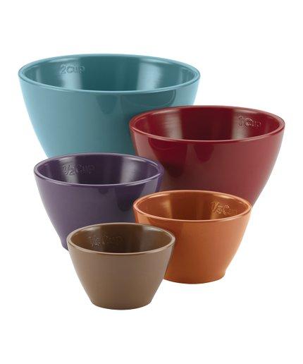 Cucina Five-Piece Measuring Cup Set - Alternate Image 1