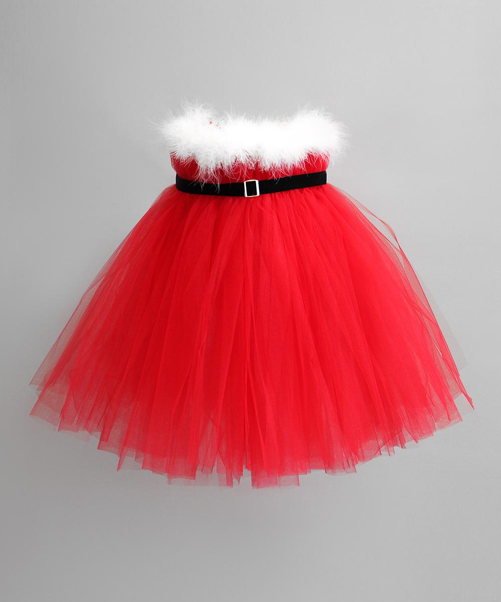22f6117cc3fa Red Santa Tutu Dress - Infant, Toddler & Girls | Zulily