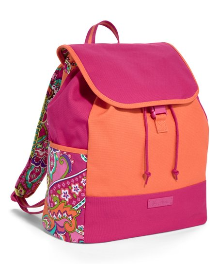b7ae8ed98b love this product Pink Swirls Canvas Backpack