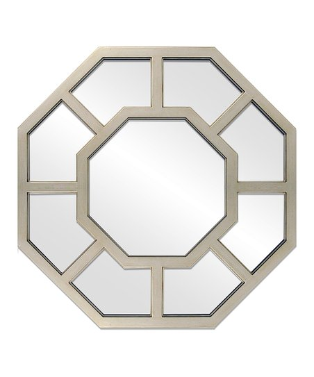 Enchante Accessories Octagon Decorative Mirror Zulily