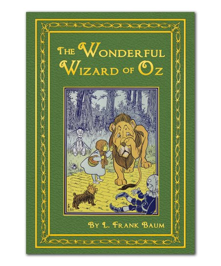 love this product The Wonderful Wizard of Oz Personalized Classic Book