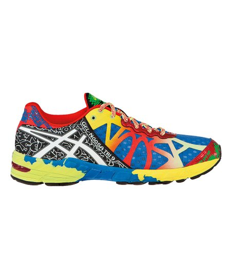 the latest 1f43f 26455 love this product Red   Royal Blue GEL®-Noosa Tri™ 9 Running Shoe
