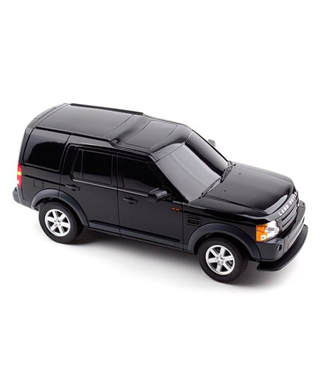 Az Trading And Import Black Land Rover Discovery Remote Control Car