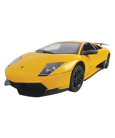Az Trading And Import Yellow Lamborghini Murcielago Superveloce