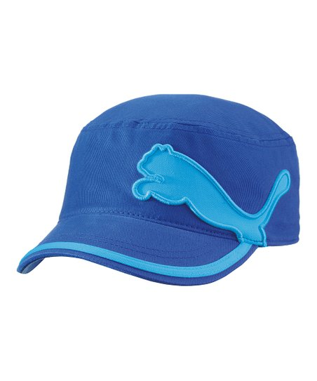 5f8098f4328 love this product Spectrum Blue Leap Military Cap