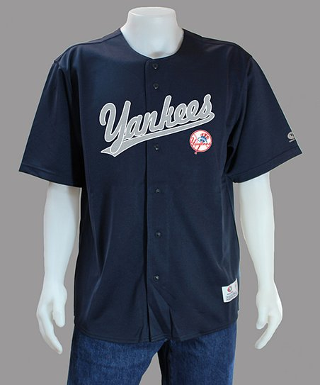 Stitches Athletic Gear Navy New York Yankees Jersey Men Zulily