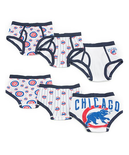 3c6651f77 MLB Chicago Cubs Briefs Set - Boys