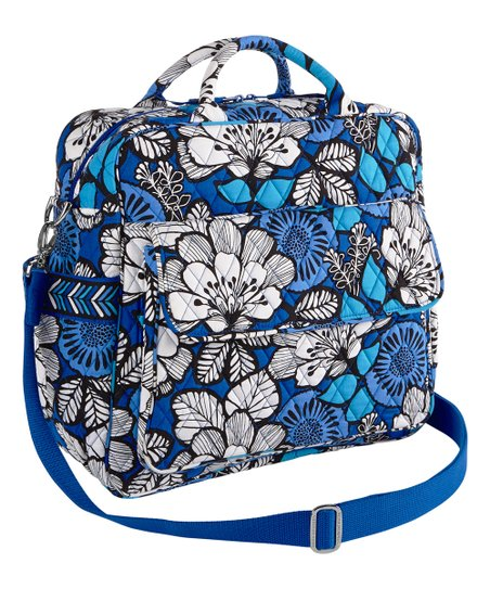 Blue Bayou Convertible Baby Bag