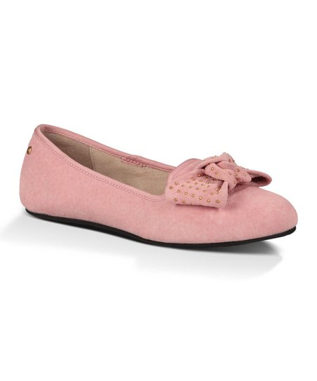 a566ca0fe9a UGG® English Primrose Alloway Studded Bow Flats - Women