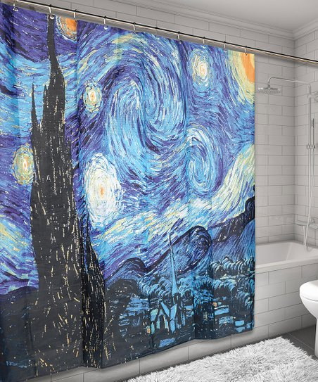 Love This Product Van Gogh The Starry Night Shower Curtain