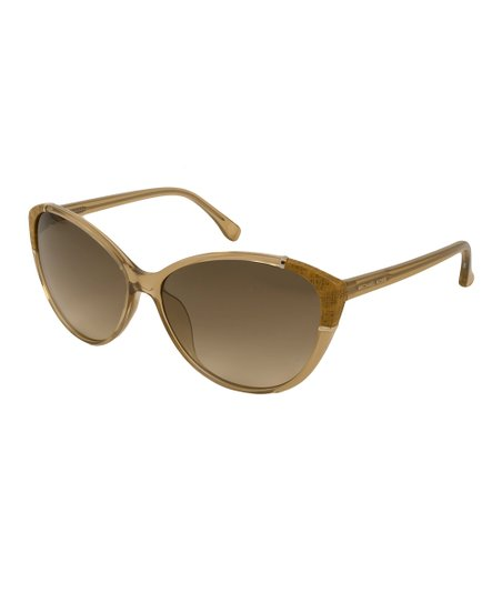 19a365c1aac2 Michael Kors Crystal Sand Paige Sunglasses | Zulily