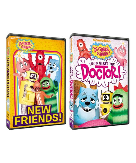 Yo Gabba Gabba!: New Friends