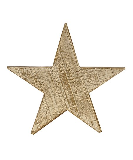 Wood Star Wall Décor Zulily