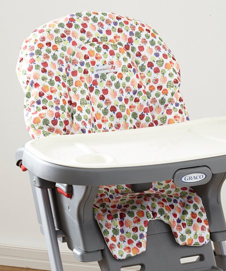 Awe Inspiring New Gen Baby Red My Little Apple High Chair Cover Zulily Gmtry Best Dining Table And Chair Ideas Images Gmtryco