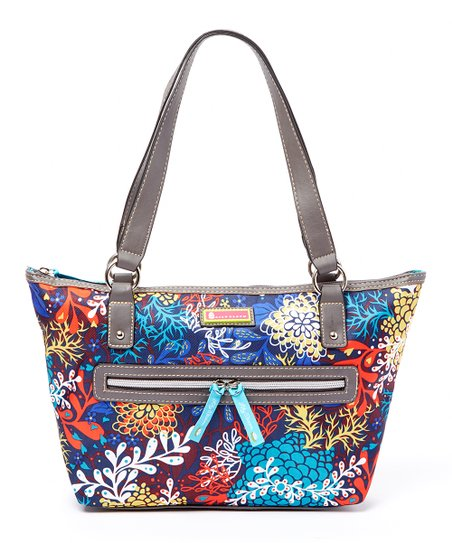 love this product Navy   Read Floral Reef Everyday Tote d359ed783d393