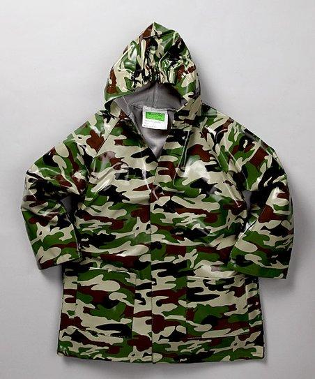 78ede29bab7fa love this product Western Chief Camo Raincoat - Toddler