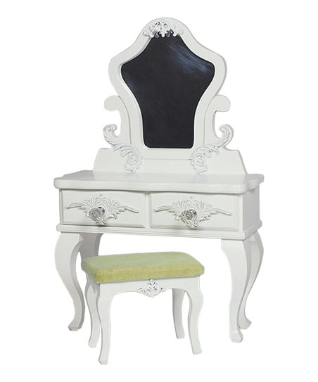 Magnificent The Queens Treasures Victorian Vanity Table Stool For 18 Ibusinesslaw Wood Chair Design Ideas Ibusinesslaworg