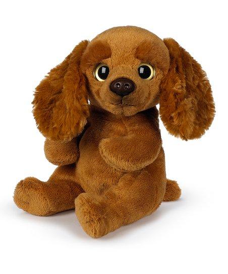Ganz Brown Cocker Spaniel Plush Toy Zulily