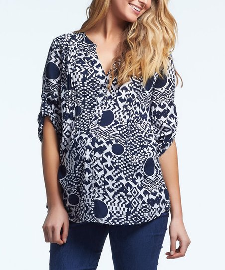 f1dcfe49a8bfe love this product Soon Maternity Carnival Zoe Top - Women