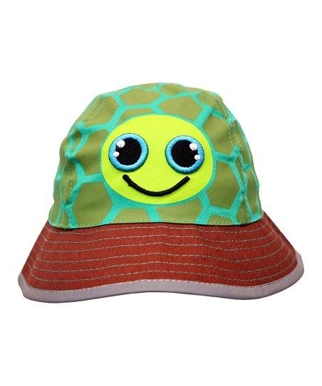 Kyber Outerwear Green Thomas Turtle Bucket Hat  e50f1d4795b