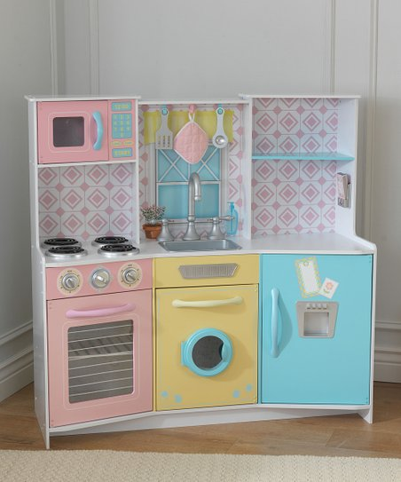Kidkraft Sweet Treats Kitchen Play Set Best Price And Reviews Zulily