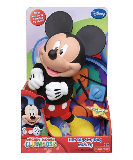 Mickey Mouse Clubhouse Hot Diggity Dog Dancing Toy Best Price And Reviews Zulily