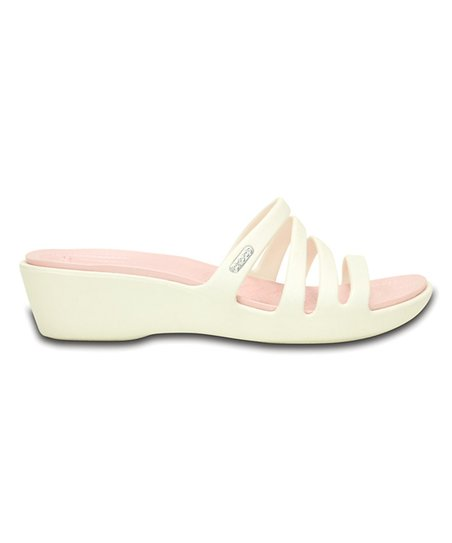 07c0b7fb9e6 love this product Oyster   Pearl Rhonda Wedge Sandal - Women