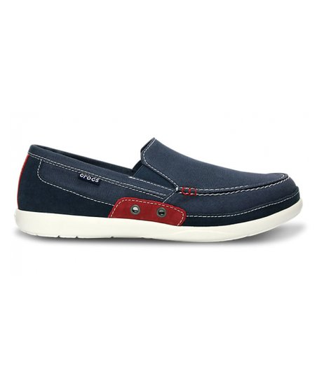 854575552 love this product Navy   True Red Walu Accent Loafer - Men