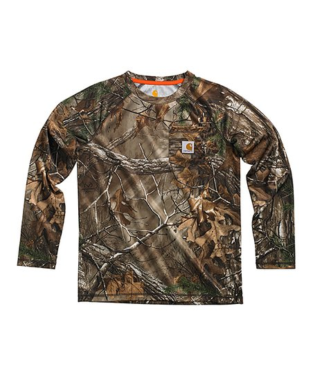 167f43825 love this product Brown Force Realtree Xtra® Camo Long-Sleeve Tee - Infant,  Toddler & Boys