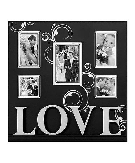 7006ed3b739 Marriage Takes Three Photo Collage Frame