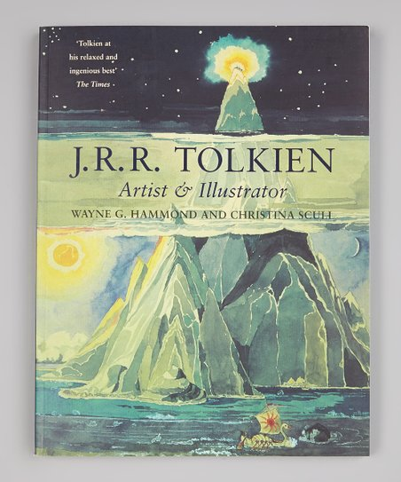 The Lord of the Rings J R R  Tolkien: Artist and Illustrator Paperback