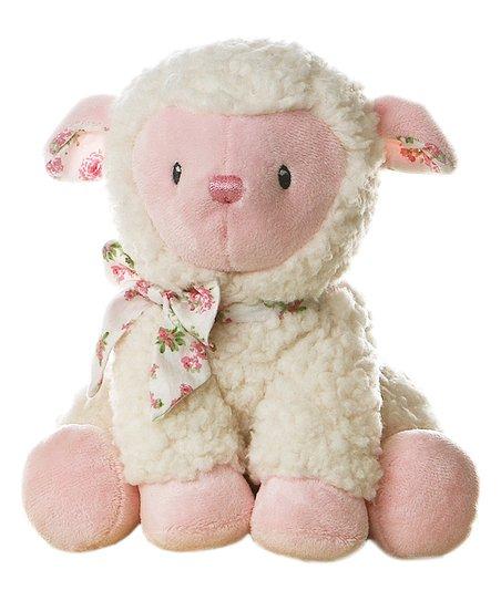 Aurora World Pink 9 Lamb Plush Toy Zulily