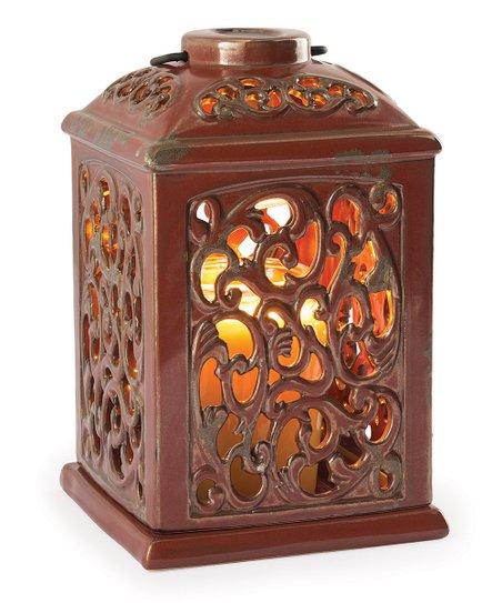 Ceramic Candle Warmer Lamp