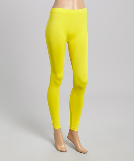 a55d9ed79467c9 love this product Yellow Seamless Leggings