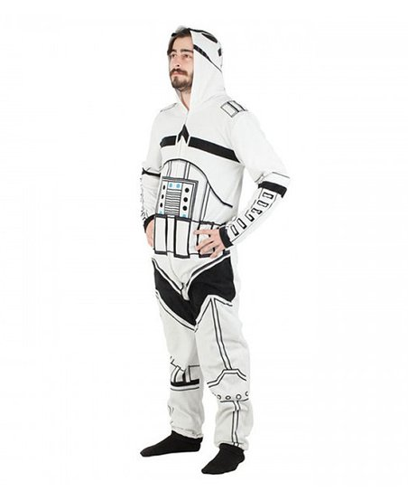 love this product Star Wars Stormtrooper Union Suit - Men s Regular 17567f3ed