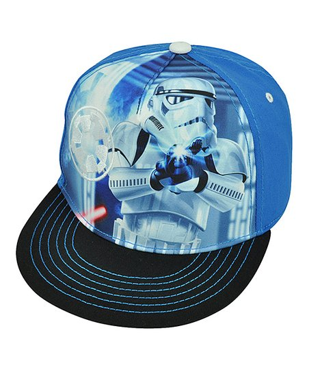7e641468c7d Concept One Blue Star Wars Stormtrooper Sublimated Baseball Cap ...