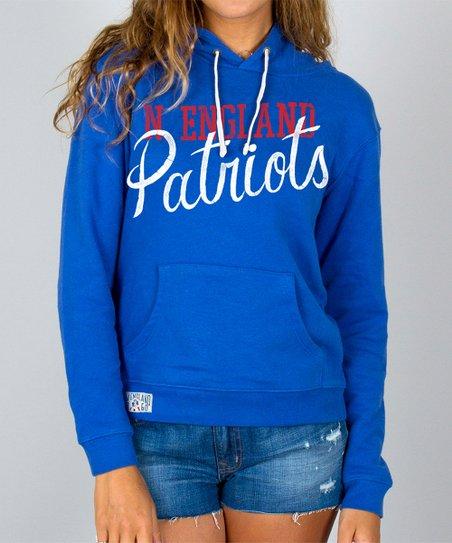 super popular 3041c ee836 Junk Food New England Patriots Hoodie - Women