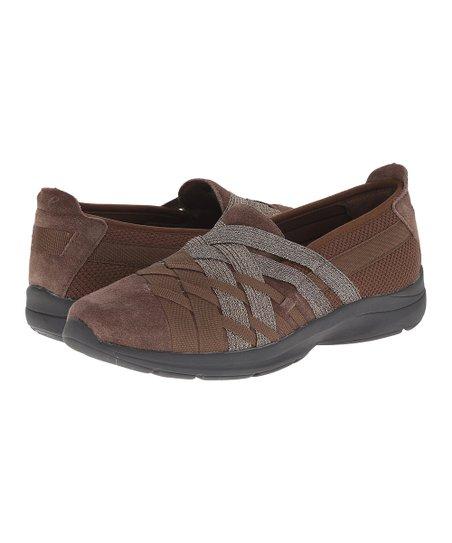 Easy Spirit Dark Brown Queenie Shoe