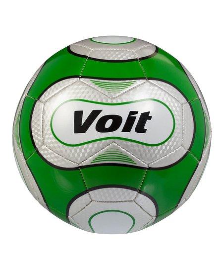 Green Voit Size 5 Reflect Soccer Ball  cfd7975ffa