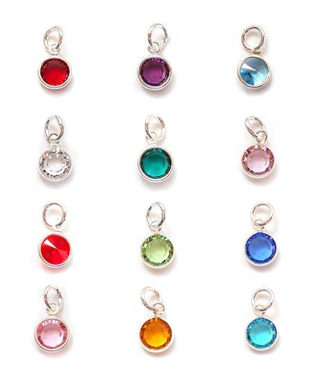 3feb9d570 love this product Swarovski Crystal & Silvertone Birthstone Infinity  Necklace